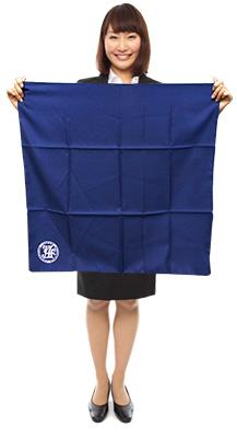二巾(約68cm)菓子折や四号瓶1本など
